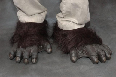 GORILLA FEET LATEX