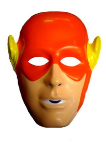 THE FLASH VINTAGE PLASTIC FACEMASK