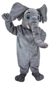 AFRICAN ELEPHANT MASCOT COSTUME PURCHASE