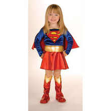 Supergirl Costume Toddler 2-4