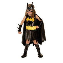 Batgirl Costume Toddler 2-4