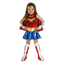 Wonder Woman Costume Toddler 2-4