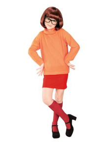 VELMA SCOOBY DOO CHILD COSTUME*CLEARANCE*
