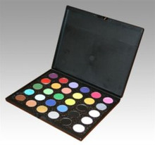 Paradise Aquacolor Makeup 30 Color Palette