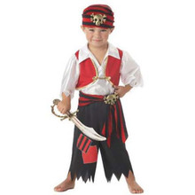 Ahoy Matey Toddler Costume 3T-4T