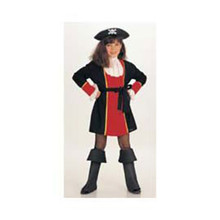 Pirate Queen Child Costume