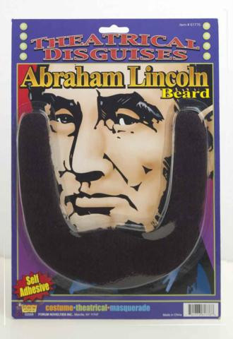 ABRAHAM LINCOLN BEARD