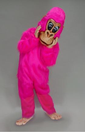 PINK GORILLA MASCOT PURCHASE