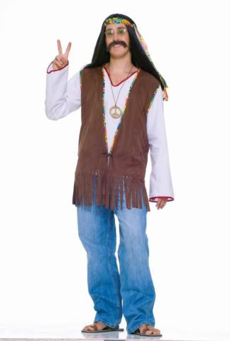 HIPPIE VEST MALE STD