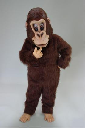 GORILLA MASCOT COSTUME PURCHASE