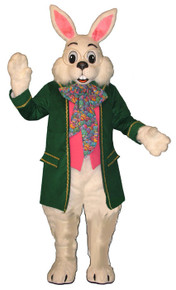 Frockcoat Bunny Deluxe Mascot Costume (Purchase/Rental)