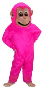 PINK MONKEY MASCOT PURCHASE