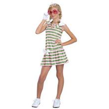 Sharpay Golf Dress Child Costume