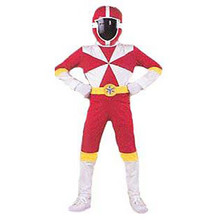 Power Rangers Lightspeed Rescue Red Ranger Child Costume