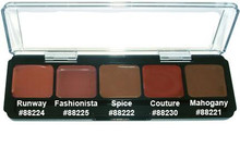 LIP COLOR PALETTE - SPECIALITY SHADES