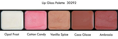 LIP GLOSS PALETTE - SUPER SATIN GLOSS