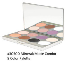 EYE SHADOW PALETTE - MINERAL/MATTE COMBO