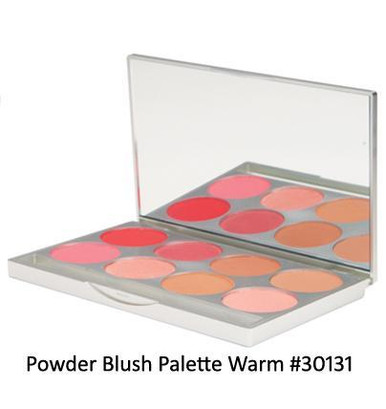 POWDER BLUSH PALETTES - COOL/WARM TONES