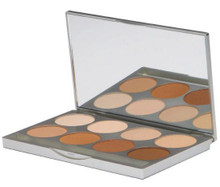 HD PRO POWDER FOUNDATION PALETTE - COOL TONES
