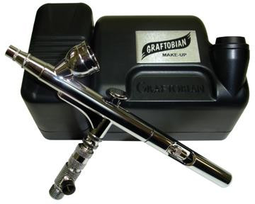 Graftobian Walk-Around™ airbrush system