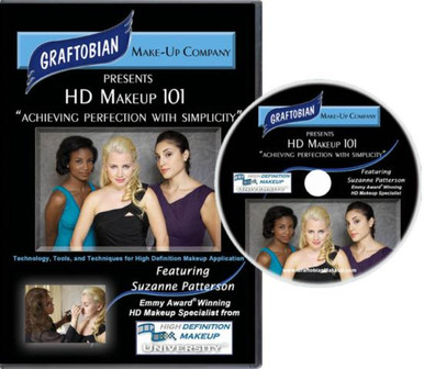 HD 101 MAKEUP DVD