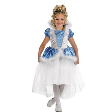 SNOWFLAKE PRINCESS COSTUME CHILD*CLEARANCE*