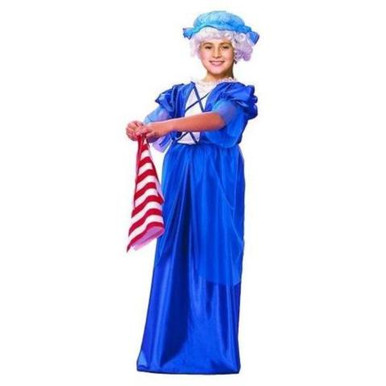 COLONIAL LADY COSTUME CHILD *CLEARANCE*