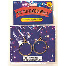 Pirate/Gypsy Earrings