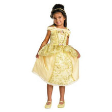 Belle Deluxe Child Costume Small 4-6