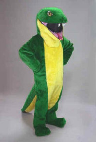 Snake Mascot Costume (Purchase)