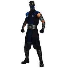Mortal Kombat Sub Zero Costume Adult