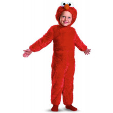 Elmo Comfy Fur Child Costume