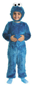 Cookie Monster Comfy Fur Child Costume