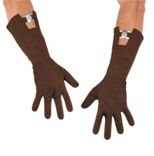 CAPTAIN AMERICA GLOVES ADULT