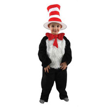 The Cat In The Hat Child Small 4-6