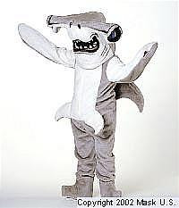 HAMMERHEAD SHARK MASCOT PURCHASE