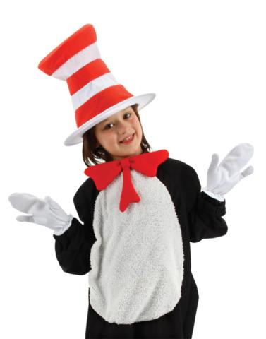 CAT IN HAT ACCESSORY CHILD KIT