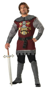 NOBLE KNIGHT COSTUME ADULT(OUT OF STOCK)