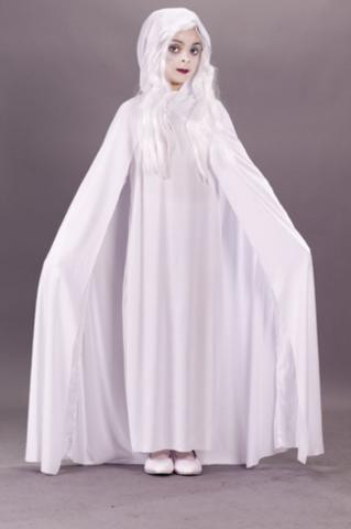 GOSSAMER GHOST COSTUME CHILD