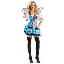 Fairy Adult Costume Turquoise