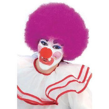 CLOWN WIG PURPLE