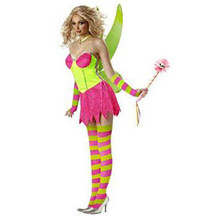 Tinkerbell Adult Costume Rebel Toons