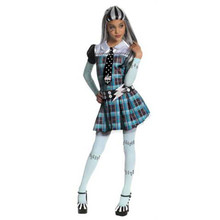 Monster High Costume Child Frankie Stein