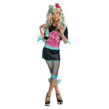 Monster High Lagoona Blue Costume Child
