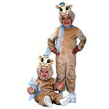 Lola Lioness Child Costume