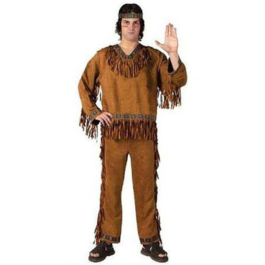 Native American Indian Male Costume | Free Shipping