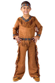 Native American Child Costume