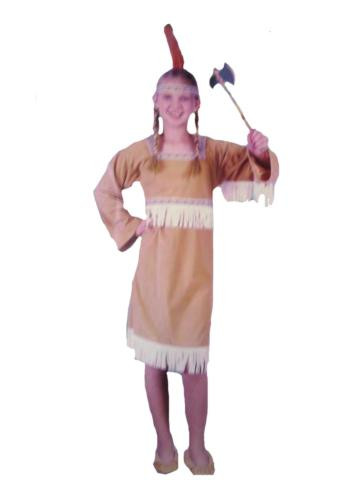 WHITE FEATHER COSTUME CHILD