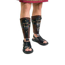 Roman Gladiator Leg Guards