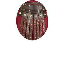 Roman Gladiator Apron & Belt